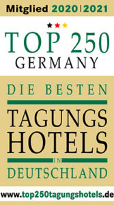 Top 250 Tagungshotels Logo