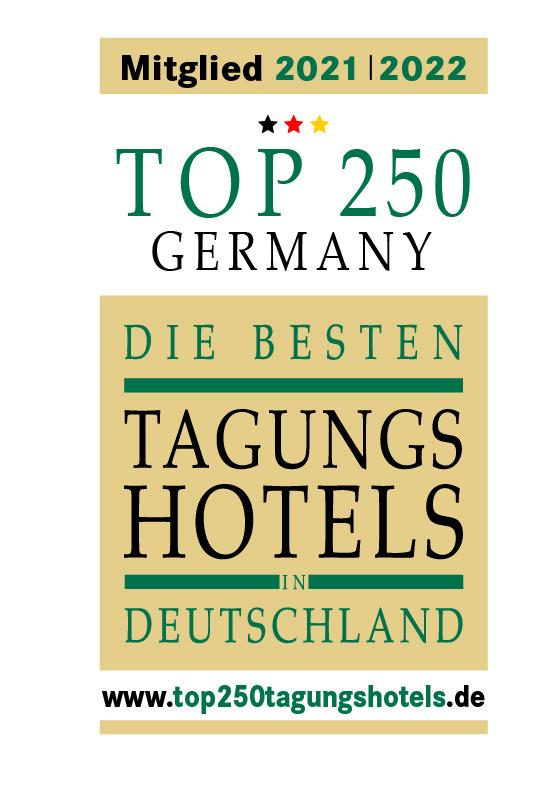 Top 250 Tagungshotels 2021
